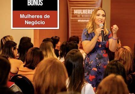 Bônus: Evento Mulheres de Negócio
